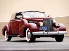 Cadillac Fleetwood Seventy-Five Convertible Coupe (7567) '1938