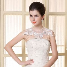 Floral Bridal Jewelry Necklace Shoulder Chains Multilayer Crystal Lace Embroidered Necklet Wedding Bridal Ornaments