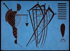 Sans titre Kandinsky, Vassily (1866-1944) ,  - Réunion des Musées Nationaux-Grand Palais -