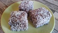 Gluténmentes kókuszkocka Diabetic Recipes, Gluten Free Recipes, Diet Recipes, Healthy Recipes, Healthy Food, Crossfit Diet, Hungarian Desserts, Free Food, Sweet Tooth