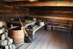 Category:Bathhouse from Mizhostrov Swedish Sauna, Steam Room, Backyard, Outdoor Decor, Modern, Google, Patio, Trendy Tree, Saunas