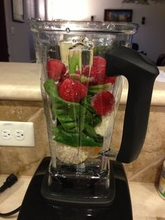 Fantastic blog about the Vitamix and weight loss with recipes!