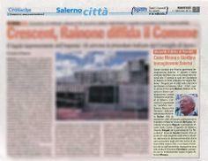 """Immagina Salerno"" - rassegna stampa #cronachesalerno #salerno #storialocale"