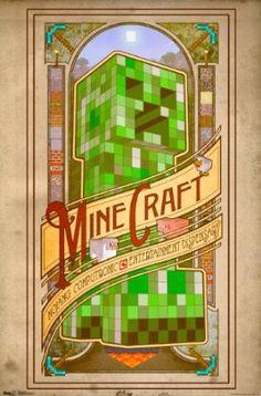 Amazon.com: Trends International Unframed Poster Prints, Minecraft Computronic: Home  Kitchen