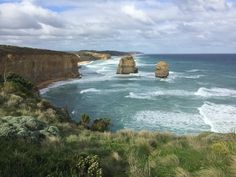 12 Apostles! Great Ocean Road. Australia. A gorgeous day!