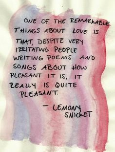 All these Lemony Snicket quotes finding their ways into my boards Poem Quotes, Words Quotes, Wise Words, Life Quotes, Sayings, Movie Quotes, Qoutes, Tattoo Quotes, Pretty Words