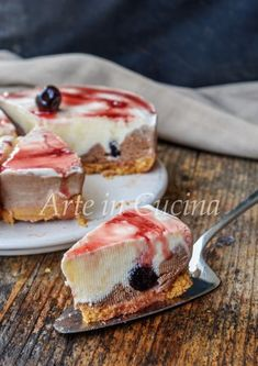 Cheesecake Cupcakes, Cheesecakes, Salad Recipes, Panna Cotta, Food And Drink, Yummy Food, Sweets, Cooking, Breakfast