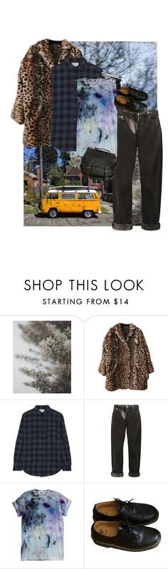 """""""cannibal animal"""" by flowersoflife ❤ liked on Polyvore featuring Isabel Marant, Current/Elliott, McQ by Alexander McQueen, Dr. Martens and Wet Seal"""