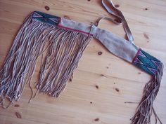 Lakota style guncase by Honza Podzemny :: Quilledarts
