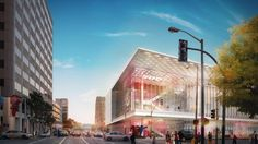 The $500 million Moscone center expansion will add 300,000 square feet to the convention center.