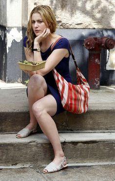 Greta Gerwig - Greta Gerwig in Tribeca