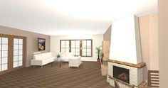 Livingroom Ragno Freetime Marrone