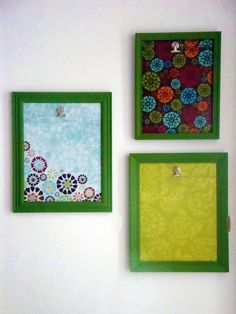 Organized Ever After...: Pinteresting ever after - A place to display kids art