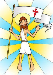 Dibujos para catequesis: Jesús
