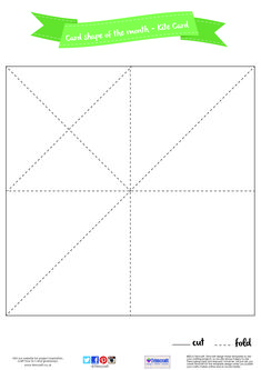 Kite Pattern Use The Printable Outline For Crafts Creating