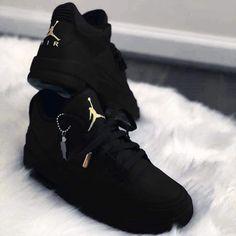 best sneakers a593d 5460a I don't like Jordan's but these are cool Black Jordans, Nice Jordans,. Black  JordansNice JordansShoes JordansNike Air ...