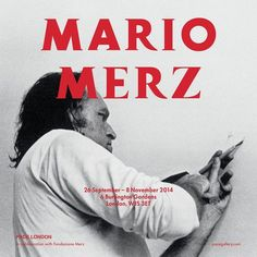 Pace Gallery - Pace London presents Mario Merz