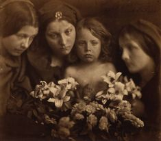 "Julia Margaret Cameron: ""Wist ye not that your father and I sought thee sorrowing?"" 1865"