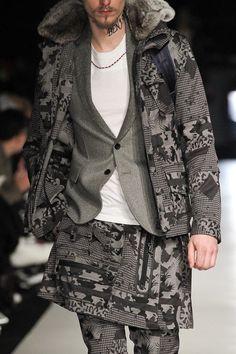Yoshio Kubo FW12/13 #look