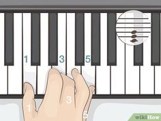 Comment jouer du piano (avec images) - wikiHow Piano Sheet Music Classical, Reading Sheet Music, Piano Music, Music Sheets, Piano Lessons For Kids, Piano Lessons For Beginners, Carnegie Hall, Music Flashcards, Jouer Du Piano