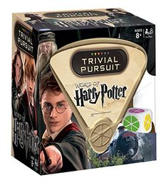 Harry Potter Trivial Pursuit Game--I challenge anyone here to beat me.