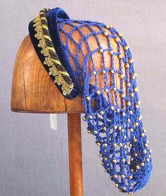Headband snood
