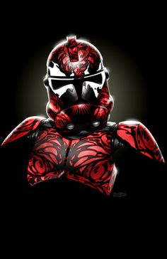 Marvel Characters Reimagined as clone troopers