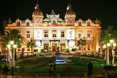 Casino Royale, Monte Carlo, Monaco. Where the boy taught me how to gamble :)