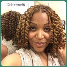 Wrapaloc curls