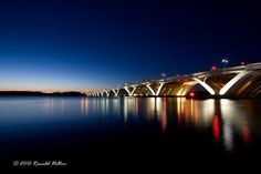 The Woodrow Wilson Bridge Bridges, Over The Years, Opera House, Building, Photography, Travel, Photograph, Viajes, Buildings