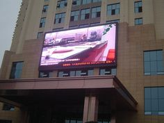 LED Display Screen and DLP Display Screen - LED Video Display
