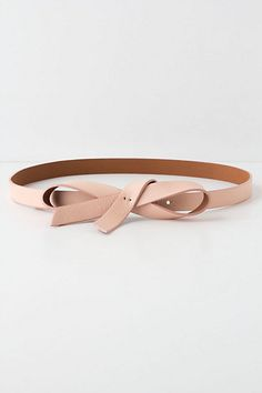 Slouchy Bow Belt - Anthropologie.com