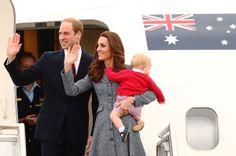 Kate Middleton Michael Kors Coat Dress - Marie Claire