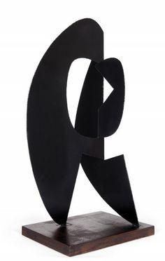 European Sculpture — ANGELO BOZZOLA (1921-2010) - Funzione-Sviluppo di...