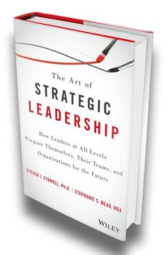 The Art of Strategic Leadership book cover