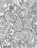 FREE Doodle Art!! I just downloaded some of these to color with my step-daughter.