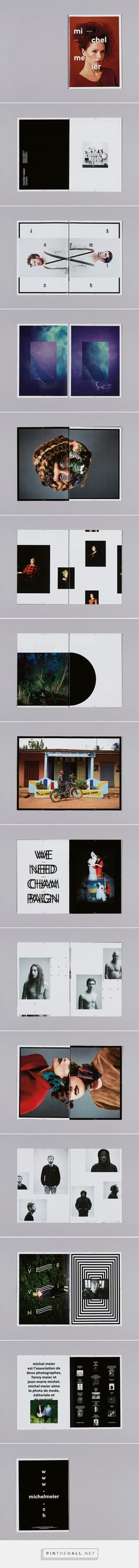 Michel Meier - Portfolio 2013 - A3 studio - created via http://pinthemall.net