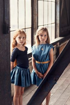 Understated and cool kids fashion for Summer by GRO Company Fashion Kids, Little Girl Fashion, Tween Girls, Stylish Kids, Cute Little Girls, Kid Styles, Kind Mode, Kids Wear, Pretty Outfits