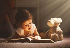 """Books were an important part of childhood - home was full of books .And I was always reading, or being read to. As an adult I realise how very lucky I was - children are not always given that chance """""""