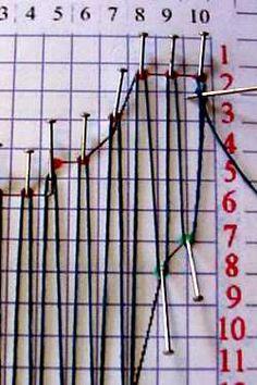 Needleweaving Project #1 Lesson #6 , Pin Weaving Tutorial ,