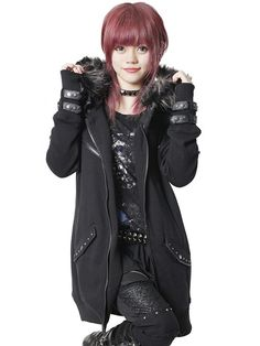 INSURGENCY GORGEOUS Long Parka / See more at http://www.cdjapan.co.jp/products?term.shop=apparel&term.brand_id=100000101&opt.is_group_default=1&order=new