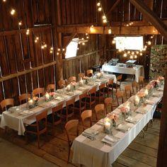 Merryvale Cask Room U Shaped Wedding Reception Table Www