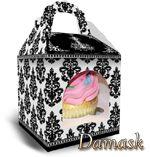 """24k Packaging   Home of the Original """"Greet & Treat""""™ Custom Cupcake Box"""