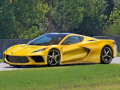 Mid-Engine Corvette Zora Could Be A Global Supercar Chevrolet Corvette Stingray, Us Cars, Race Cars, Corvette For Sale, Corvette Summer, Super Sport Cars, Trucks, Amazing Cars, Luxury Cars