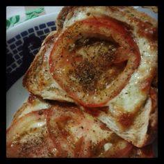 Sanduíche pizza