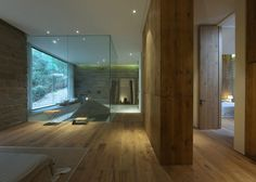 Stunning Chinese country retreat is built into the foot of a mountain - Curbed