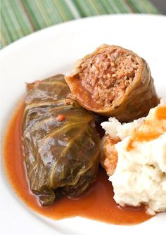 Cabbage Rolls | Tide and Thyme