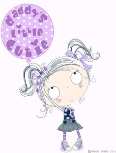 All about surface pattern ,textiles and graphics: More girls to do ......Tea parties and Birthdays