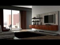 Interior Rendering Techniques with mental ray and 3ds Max Tutorial Overview - YouTube