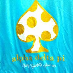 Alpha Delta Pi Living Colorfully Since 1851<>